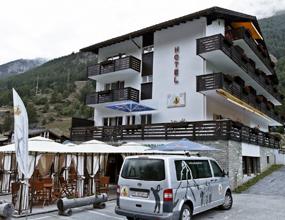 Matterhorn Golf Hotel in Randa